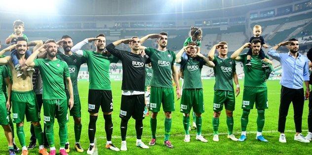 Bursaspor İstanbulspor deplasmanında