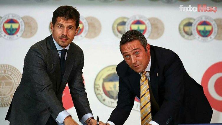 Son dakika spor haberleri: Fenerbahçe'nin transfer rotası belli oldu!