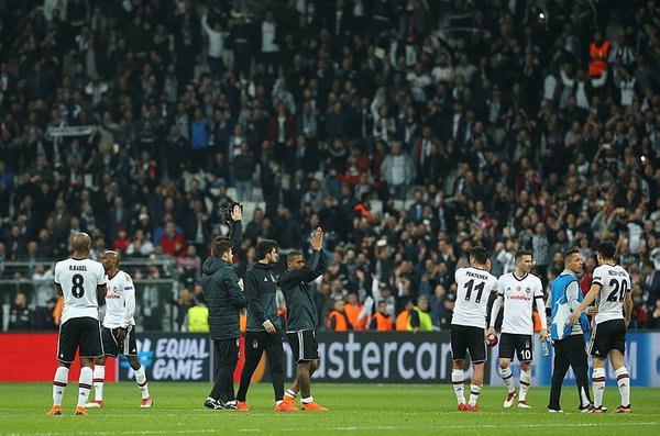 Real Madrid, PSG ve Beşiktaş!