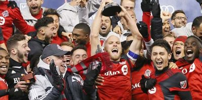 Toronto wins Major League Soccer Cup