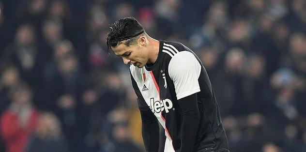 Juventus'a şok! Bir ilki yaşadılar...