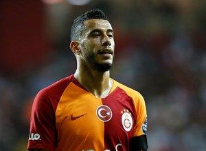 Galatasaray'da Belhanda sevinci