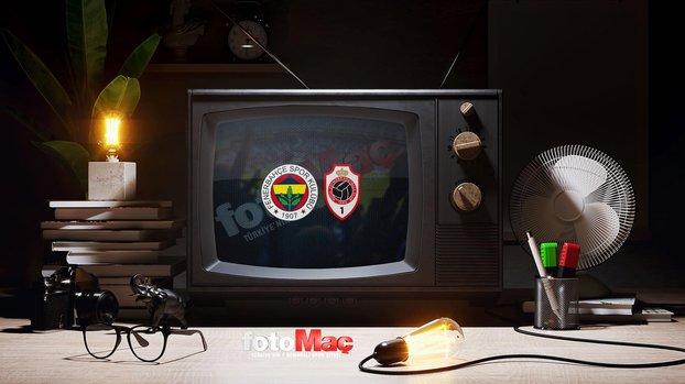 Fenerbahçe - Antwerp maçı ŞİFRESİZ CANLI   Fenerbahçe Antwerp maçı hangi kanalda şifresiz yayınlanacak? Fenerbahçe maçı nasıl izlenir?