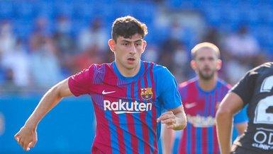 Son dakika spor haberleri: Yusuf Demir Barcelona formasıyla ilk maçında göz doldurdu!