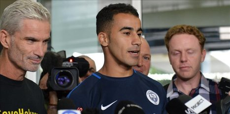'Secret' Thai-Bahraini talks freed footballer: Reports