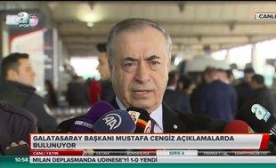 Mustafa Cengiz: Dilerdim ki 7-0 yenelim!