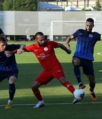Antalyaspor FC Desna Chernihiv'i mağlup etti
