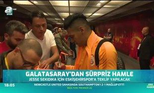 Galatasaray'dan sürpriz hamle!