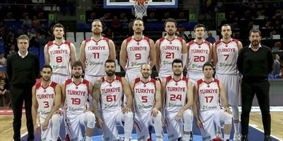 Turkey to face US in 2019 FIBA World Cup