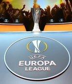 UEFA Europa League's qualifying draws made