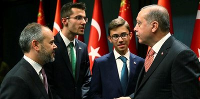 Erdoğan sayesinde