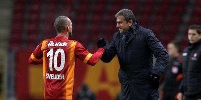 Sneijder mükemmeldi