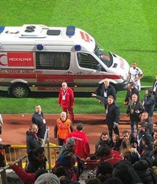 Kasımpaşa sportif direktörü Nursal Bilgin kalp krizi geçirdi