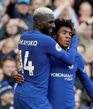 Chelsea kazanmayı hatırladı