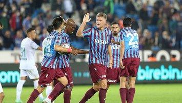 Fırtına'nın korkutan 3'lüsü Süper Lig'e damga vurdu!