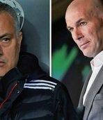 Zidane için tehlike çanları! Mourinho bombası...