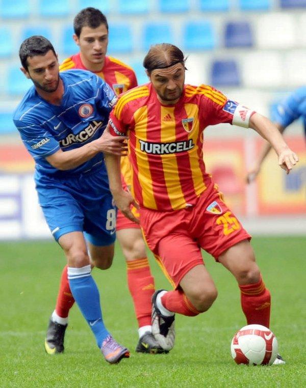 Kayserispor - Büyükşehir (TSL 33. hafta maçı)