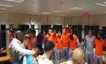 Okan Buruk'tan Galatasaray maçı öncesi motivasyon konuşması