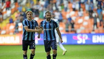 Adana Demirspor 3 attı 3 aldı!
