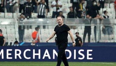 Son dakika spor haberi: Almanlardan Beşiktaş Teknik Direktörü Sergen Yalçın'a 'Maradona' benzetmesi