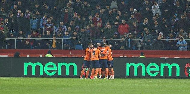 MAÇ SONUCU l Başakşehir Trabzonspor'u 4-2 mağlup etti l ÖZET