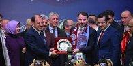 Berat Albayrak: 'Bu gençlerle Trabzon'u şampiyon göreceğiz'