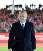 Fenerbahçe Kulübünden Cumhurbaşkanı Erdoğan'a teşekkür