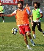 Evkur Yeni Malatyaspor'da Bolu kampı başladı