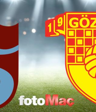 Trabzonspor - Göztepe maçı saat kaçta, hangi kanalda?