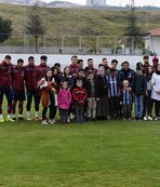 Trabzonspor'da Erzurumspor maçı hazırlıkları