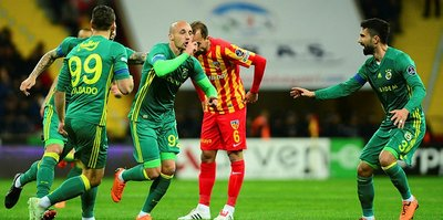 Fenerbahçe'de Aatif Chahechouhe var varsa galibiyet var