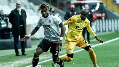 Beşiktaş Ankaragücü: 2-2 | MAÇ SONUCU ÖZET