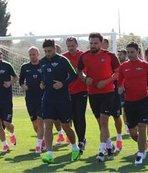 Akhisarspor, Gençlerbirliği maçı hazırlıklarına başladı