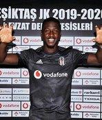 Diaby Beşiktaş'ta!