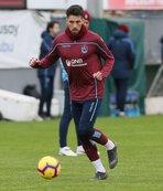 Trabzonspor, hazırlık maçında 1461 Trabzon'u 2-1 yendi