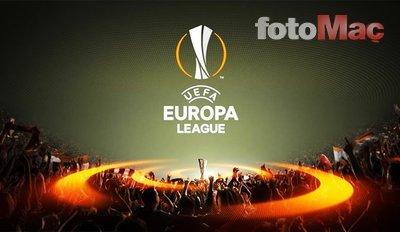 İşte Başakşehir ve Beşiktaş'ın gruplarında puan durumu! Avrupa Ligi...