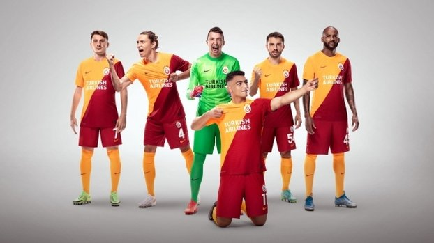 Son dakika GS haberleri | Galatasaray'ın Avrupa sponsoru Türk Hava Yolları oldu!