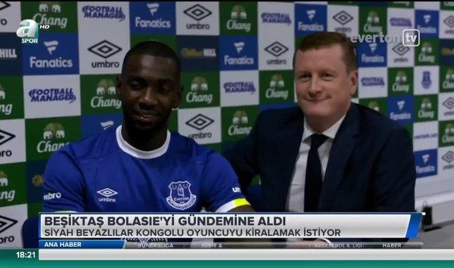 Beşiktaş Bolasie'yi gündemine aldı