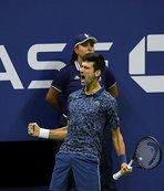 ABD Açık'ta Novak Djokovic şampiyon oldu