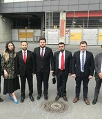 Galatasaraylı Hukukçular Derneği'nden açıklama geldi