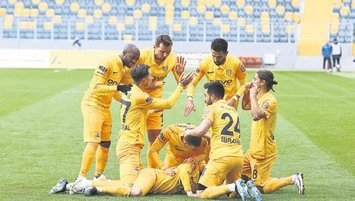 Derbide Ankaragücü!