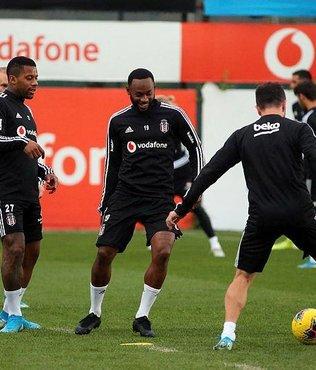 Beşiktaş Konyaspor maçı hazırlıklarına devam etti