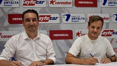 Son dakika transfer haberleri | Deni Milosevic Antalyaspor'da!