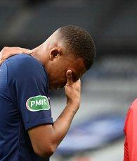 PSG'de Mbappe şoku! Şampiyonlar Ligi'nde...