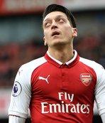 Haftalık 3 milyon alıyordu! Mesut Özil'e ayrılık şoku...