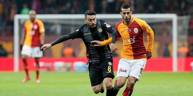 Galatasaray draw Malatyaspor in Turkish Cup semis