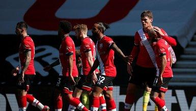 Southampton - Burnley: 3-2 (MAÇ SONUCU - ÖZET)