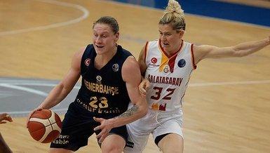 Fenerbahçe ile Galatasaray arasındaki final serisi başlıyor! | Kadınlar Basketbol Süper Ligi