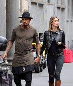 Boateng'in eşi güvenli diye İstanbul'da kaldı!