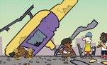 Bryant'ın helikopter kazasında öleceği o çizgi filmde gösterilmiş!